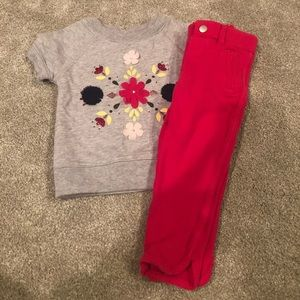 18-24 month outfit!